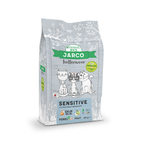 Jarco Jarco premium cat vers sensitive 400 gr