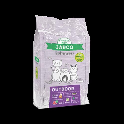 Jarco Jarco premium cat vers outdoor 2 kg