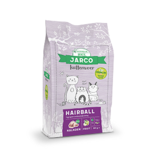 Jarco Jarco premium cat vers hairball 400 gr