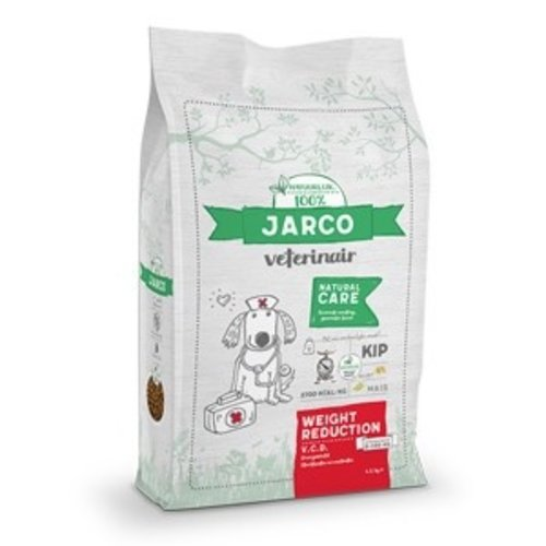 Jarco Jarco dog veterinair weight reduction VCD kip 2,5 kg