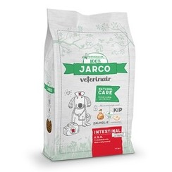 Jarco dog veterinair intestinal VGD kip 12,5 kg