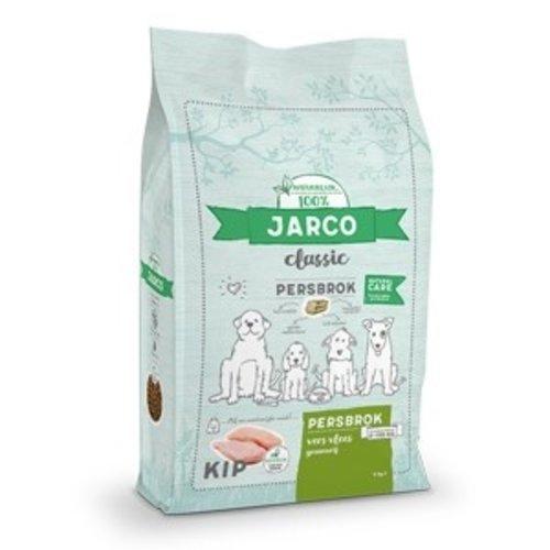 Jarco Jarco dog persbrok vers vlees 2-100kg verse kip 12,5 kg