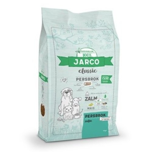 Jarco Jarco dog classic press chunk 2-100kg salmon 4 kg