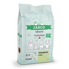Jarco dog classic persbrok puppy 2-100kg kip/round 15kg