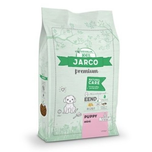 Jarco Jarco dog mini puppy 2-10kg eend 1,75 kg