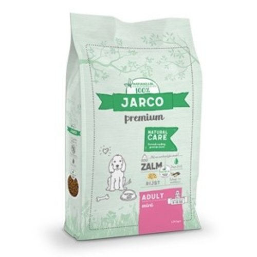 Jarco Jarco Hund mini erwachsene 2-10kg zalm 1,75 kg