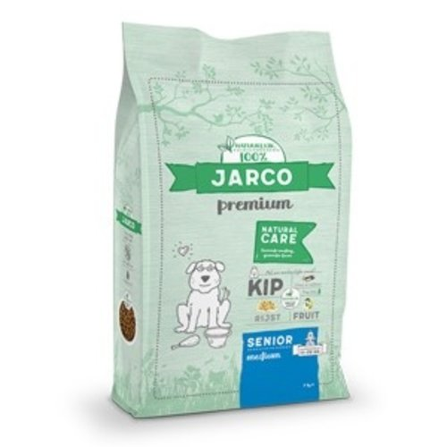 Jarco Jarco dog medium senior 11-25kg kip 12,5 kg