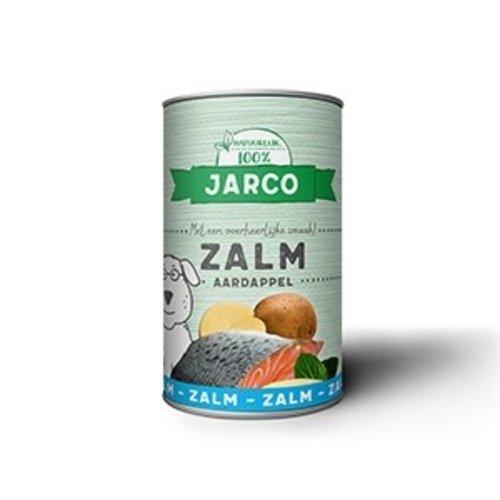 Jarco Jarco dog blik zalm 400 gr