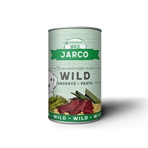 Jarco Jarco dog blik wild 400 gr