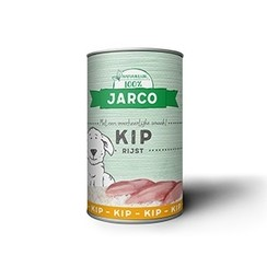 Jarco dog can chicken/rice 400 gr