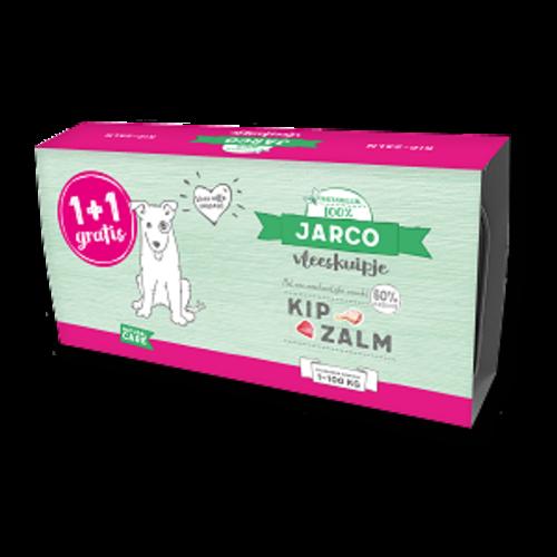 Jarco Jarco dog alu chicken salmon (2-pack) 2x150 gr