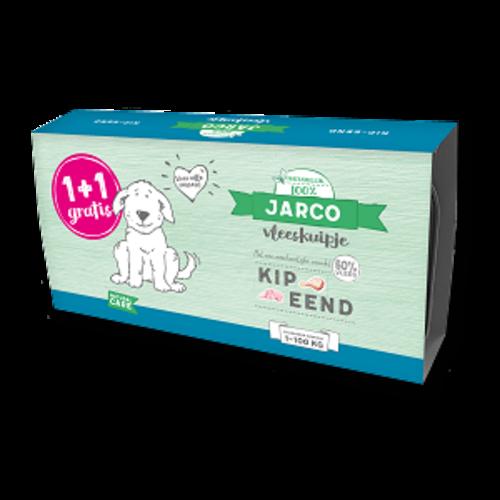 Jarco Jarco dog alu kip-eend (2-pack) 2x150 gr