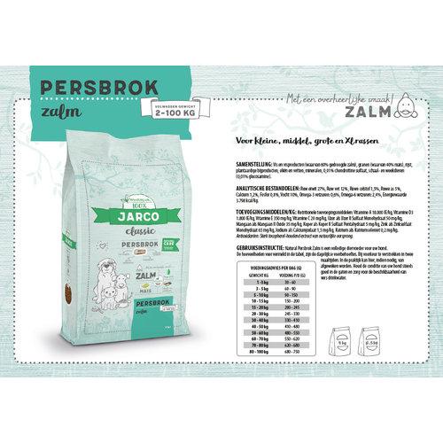 Jarco Jarco dog classic persbrok 2-100kg zalm 4 kg