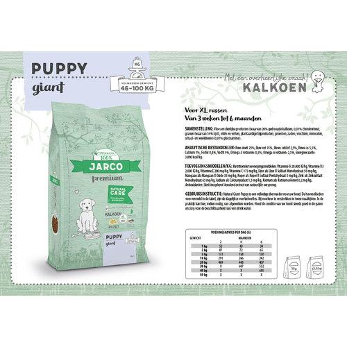 Jarco Jarco dog giant puppy 46-100kg turkey 3 kg