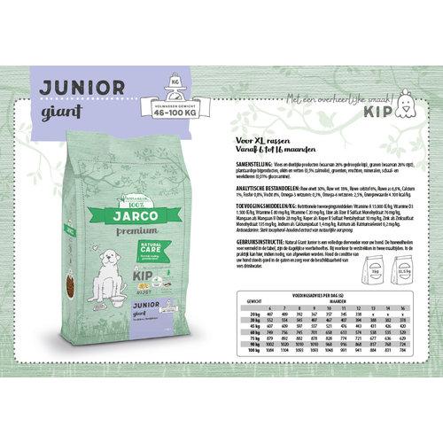 Jarco Jarco Hund Riesen Junior 46-100kg kip 3 kg