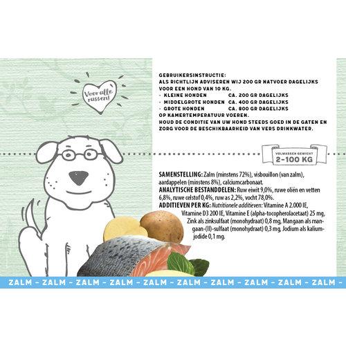 Jarco Jarco dog canned salmon 400 gr