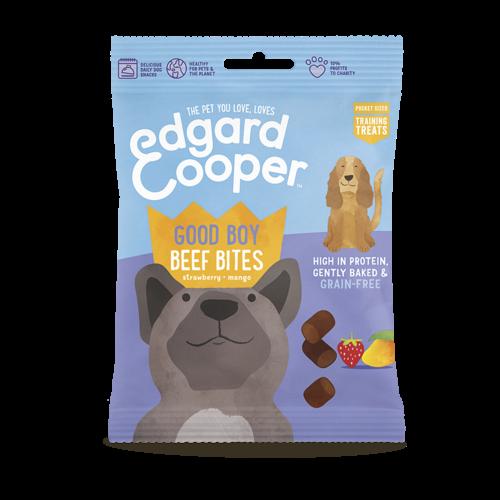 EDGARD EN COOPER Edgard & Cooper training bites rund/aardb/mango 50 gr