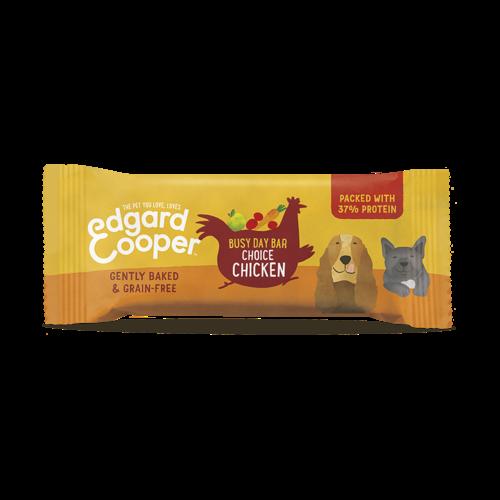 EDGARD EN COOPER Edgard & Cooper bar chicken/apple/root/cranberry