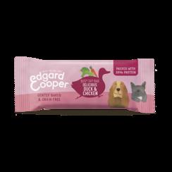 Edgard & Cooper reep eend/kip/broccoli/erwt/wrtl 25 gr