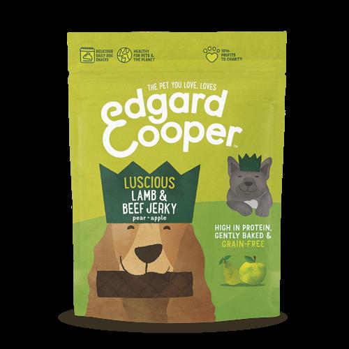 EDGARD EN COOPER Edgard & Cooper jerky lamb/beef/pear/apple