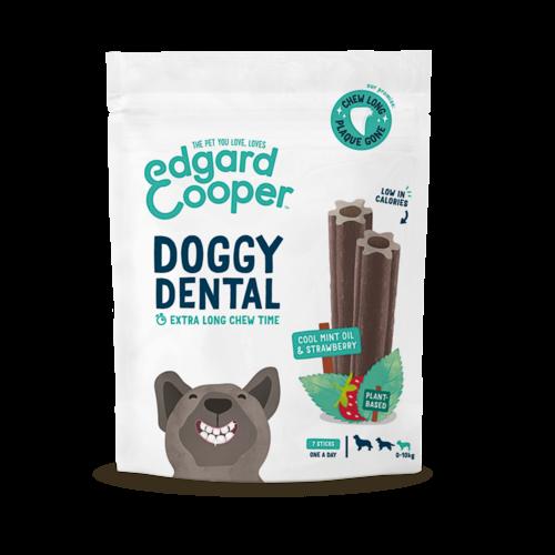 EDGARD EN COOPER Edgard & Cooper doggy dental strawberry&mint s