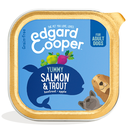 EDGARD EN COOPER Edgard & Cooper Hundenapf Lachsdose
