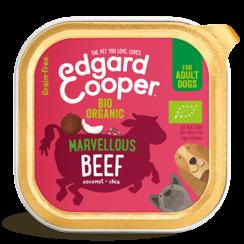 Edgard & Cooper hond kuipje rund organische box 100 gr
