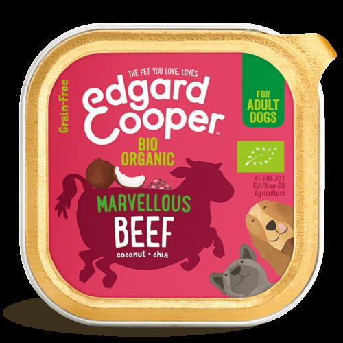EDGARD EN COOPER Edgard & Cooper dog bowl ox organic playpen