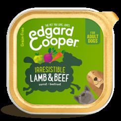 Edgard & Cooper hond kuipje lam box 150 gr