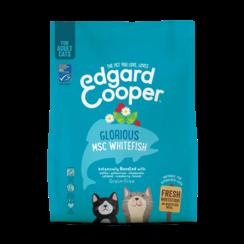 Edgard & Cooper cat chunk msc whitefish