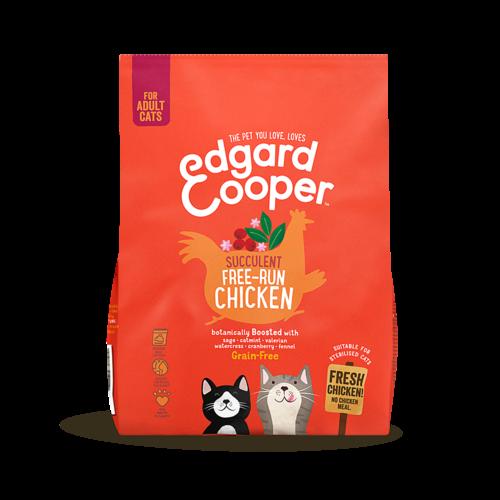 EDGARD EN COOPER Edgard & Cooper cat chunk chicken