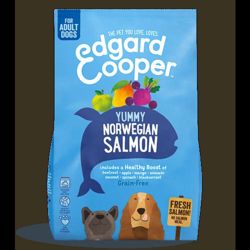 EDGARD EN COOPER Edgard & Cooper dog chunk of fish