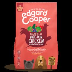 Edgard & Cooper dog chunk senior