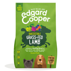 Edgard & Cooper dog chunk of lamb