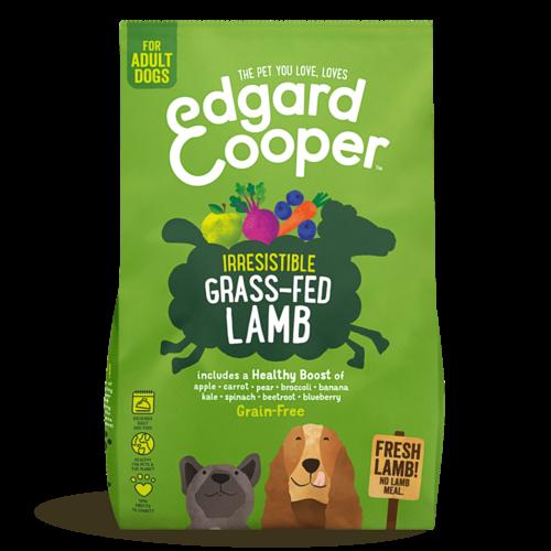 EDGARD EN COOPER Edgard & Cooper dog chunk of lamb