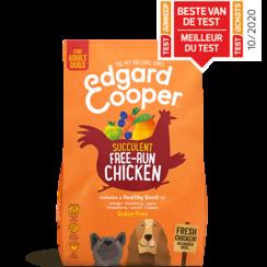 Edgard & Cooper hond brok kip 12 kg