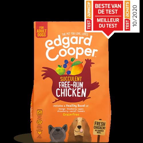 EDGARD EN COOPER Edgard & Cooper dog chunk chicken