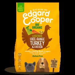 Edgard & Cooper dog chunk organic turkey