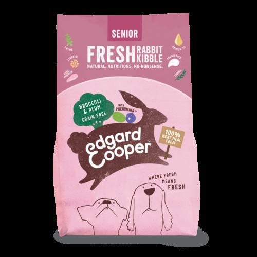 EDGARD EN COOPER Edgard & Cooper Hundestückchen sen Kaninchen/Pflaume/Brokkoli