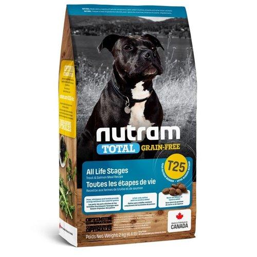 NUTRAM GF Salmon&Trout Dog T25 2kg