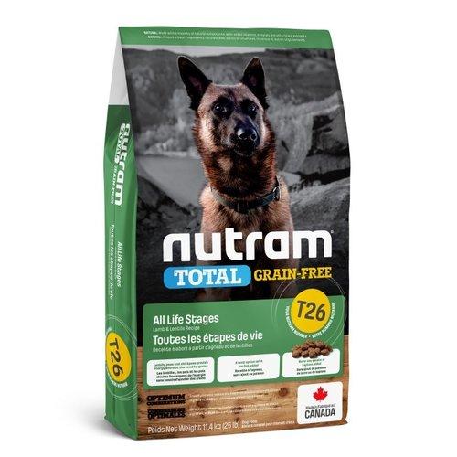 NUTRAM GF Lamm&Linsen Hund T26 11,4kg
