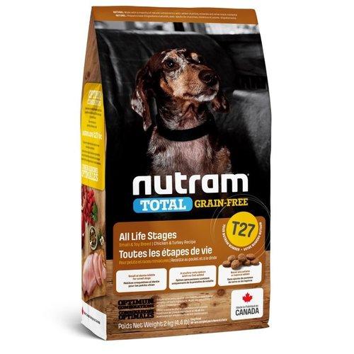 NUTRAM GF Sm Tur&Chick Dog T27 2kg