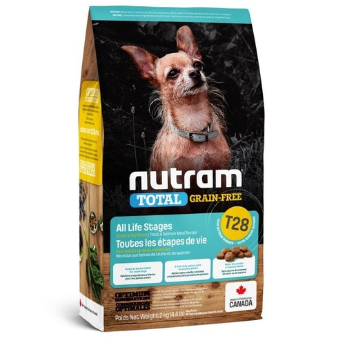 NUTRAM GF S Salm&Forelle Hund T28 2kg