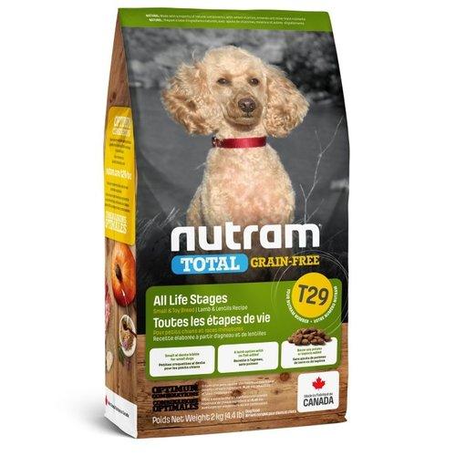 NUTRAM GF S Lamb&Lentils T29 2kg