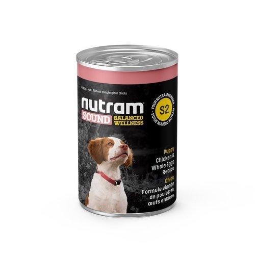 NUTRAM Blik Puppy DF S2 369gr