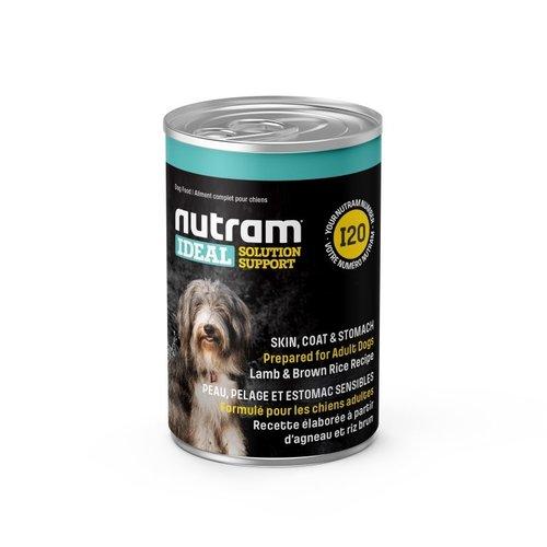 NUTRAM Blik Skin&Coat DF I20 369gr