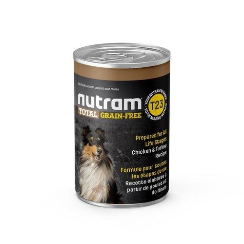 NUTRAM Blik GF Tur/ChickDF T23 369gr