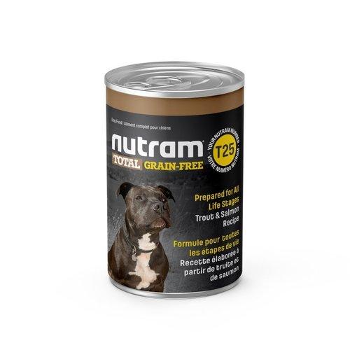NUTRAM Blik GF Sal&TroutDF T25 369gr