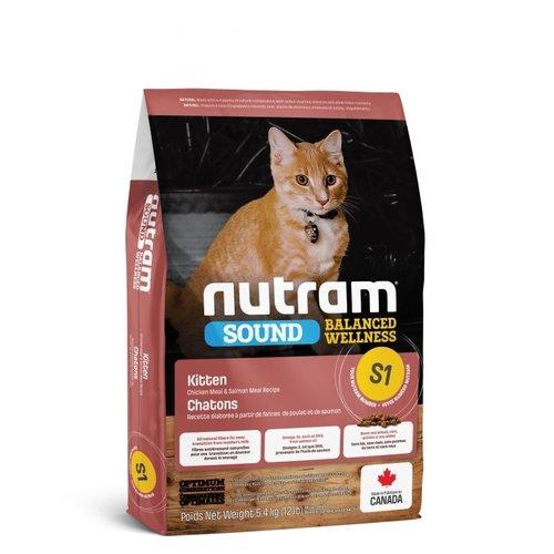NUTRAM Kitten S1 5,4kg