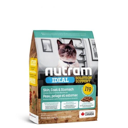 NUTRAM Haut & Fell Katze I19 1,13kg